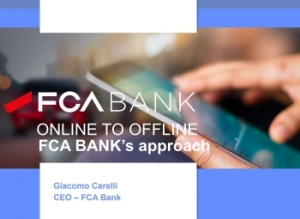 Online to offline: How FCA Bank is changing the shape of auto finance with new technology and services