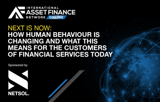 Next is Now: How human behaviour is changing and what this means for financial services