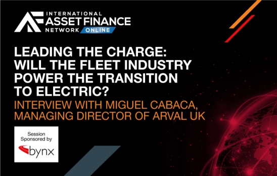 Leading the charge: will the fleet industry power the transition to electric? Interview with Miguel Cabaca, managing director of Arval UK