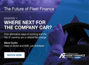 Where's next for the company car? How fleet mobility is being reshaped forever
