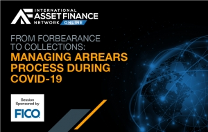 From forbearance to collections: managing arrears process during COVID-19