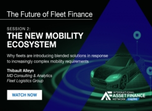 The new mobility ecosystem: Why European fleets are choosing blended solutions