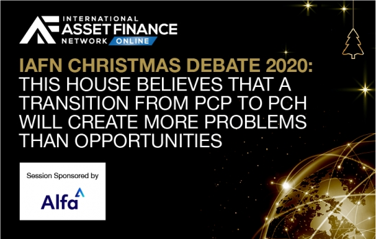 "IAFN Christmas Debate 2020 - ""This house believes that a transition from PCP to PCH will create more problems than opportunities"""
