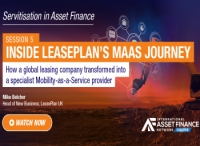 LeasePlan's journey to delivering Mobility as a Service (MaaS) to customers