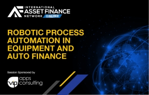 The future role of Robotic Process Automation in Equipment and Auto Finance